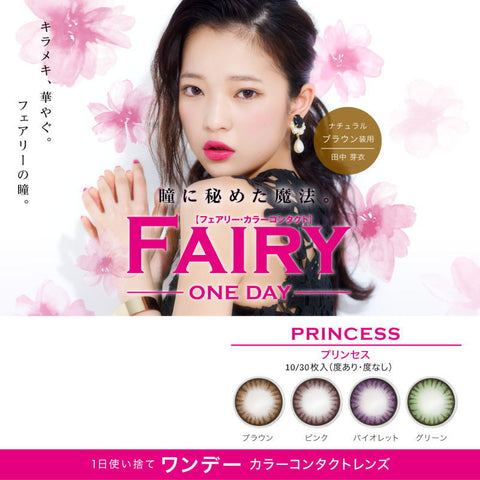 Fairy 1 Day Princess