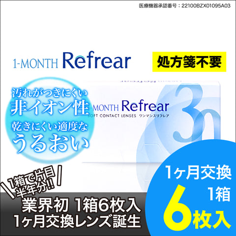 Refrear Monthly