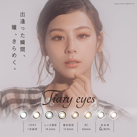 Tiaryeyes 1 Day