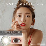 CandyMagic 1 Day JuptierMuse - 小さい兎USAGICONTACTカラコン通販 | 日本美瞳 | Japanese Color Contact Lenses Shop