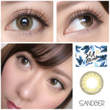 SeaBlink Monthly Sandber - 小さい兎USAGICONTACTカラコン通販 | 日本美瞳 | Japanese Color Contact Lenses Shop
