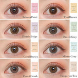 MOLAK Monthly MirrorGray - 小さい兎USAGICONTACTカラコン通販 | 日本美瞳 | Japanese Color Contact Lenses Shop