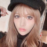 Honey Drops Moist 1 Day HoneyGray - 小さい兎USAGICONTACTカラコン通販 | 日本美瞳 | Japanese Color Contact Lenses Shop