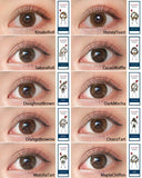 Flanmy 1 Day HomeyToast - 小さい兎USAGICONTACTカラコン通販 | 日本美瞳 | Japanese Color Contact Lenses Shop