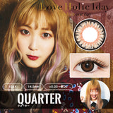 Love Holic 1 Day Quarter - 小さい兎USAGICONTACTカラコン通販 | 日本美瞳 | Japanese Color Contact Lenses Shop