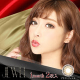 JEWEL Monthly Brown - 小さい兎USAGICONTACTカラコン通販 | 日本美瞳 | Japanese Color Contact Lenses Shop
