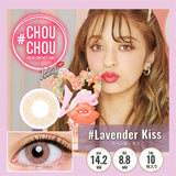 # Chou Chou 1 Day #LavenderKiss - 小さい兎USAGICONTACTカラコン通販 | 日本美瞳 | Japanese Color Contact Lenses Shop