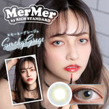 MerMer by RICH STANDARD SmokyGrage - 小さい兎USAGICONTACTカラコン通販 | 日本美瞳 | Japanese Color Contact Lenses Shop