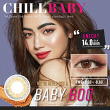 ChillBaby 1 Day BabyBoo - 小さい兎USAGICONTACTカラコン通販 | 日本美瞳 | Japanese Color Contact Lenses Shop