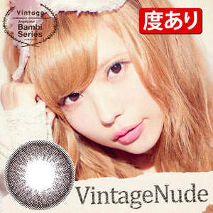 Angelcolor Vintage Monthly VintageNude - 小さい兎USAGICONTACTカラコン通販 | 日本美瞳 | Japanese Color Contact Lenses Shop