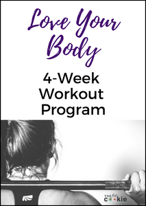 Love Your Body 4-Week Workout Plan