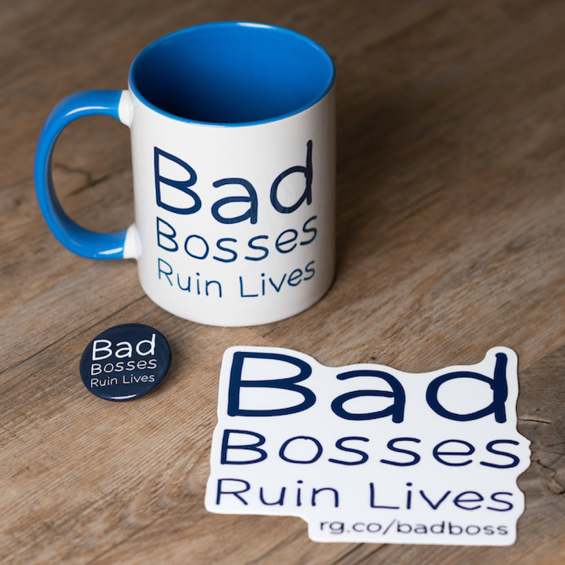"""Bad Bosses"" Collection"