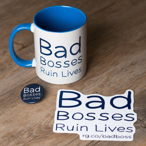Bad Bosses Ruin Lives Gift Pack 1