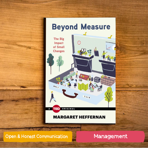 Beyond Measure by Margaret Heffernan