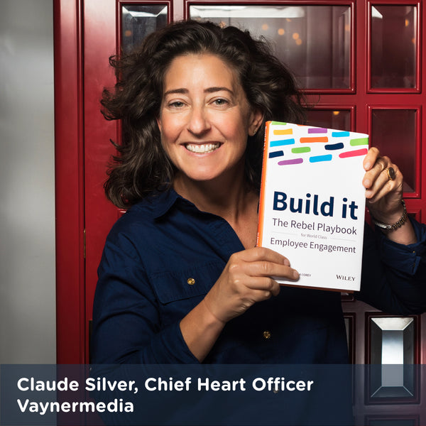 Build it : The Rebel Playbook for Employee Engagement