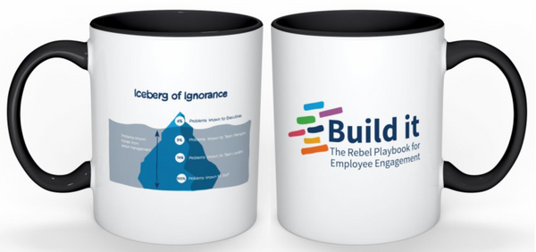 Iceberg of Ignorance Mug