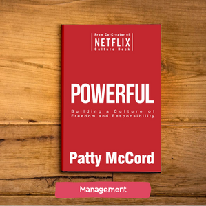 Powerful by Patty McCord