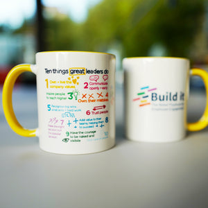 Great Leaders Mug