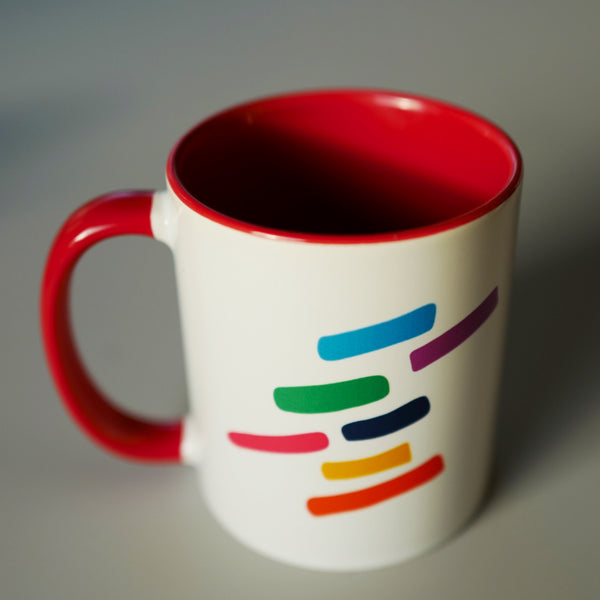 Rebel Logo Mug
