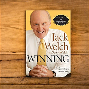 Winning by Jack Welch and Suzy Welch