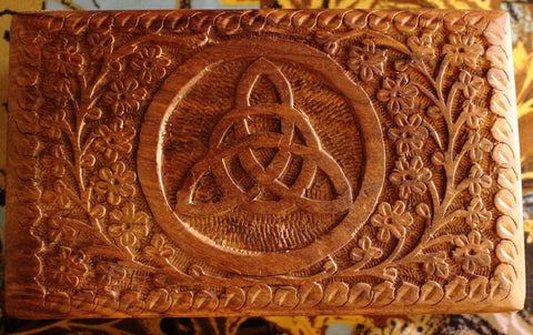 Triquetra Wood Box Set