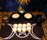 Purification Tealight Candles, White Sage Candles