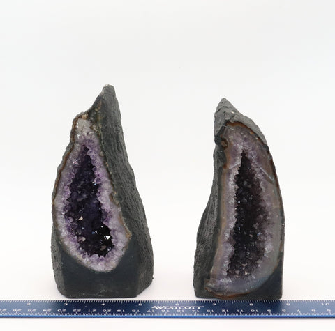 Amethyst Geode Polished Display 1.5 lbs+