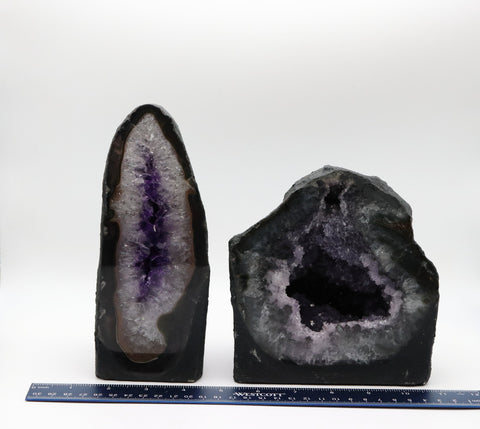 Amethyst Geode Polished Display 4 lbs+