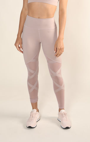 Lexi Legging with Mesh - Glitteractive