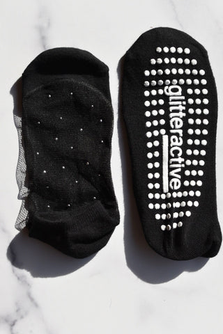Sparkle Grip Sock