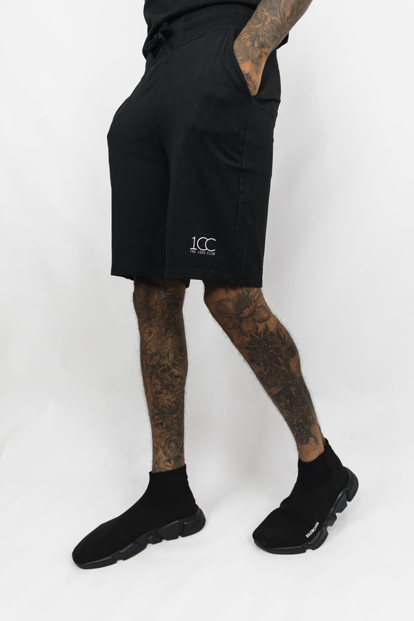 Men's Official Club Logo Cotton Shorts