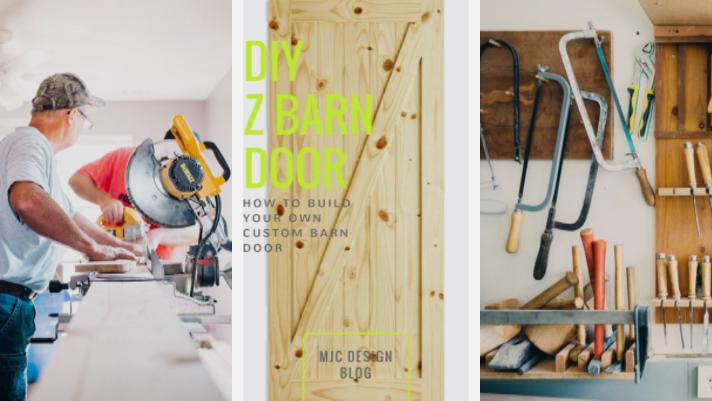 Simple DIY Barn Door and Hardware Design - Caldwell Company