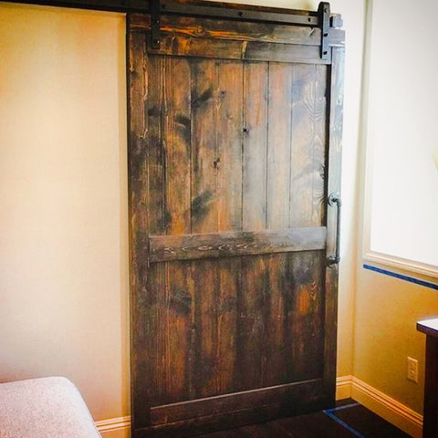Designer Barn Door Hardware | MJC & Company INC.