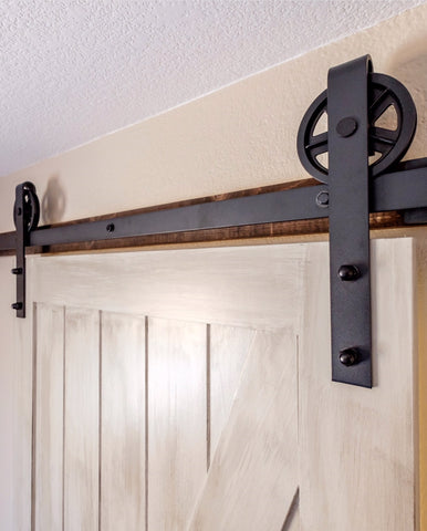 Heavy Duty Barn Door Hardware - MJC & Company