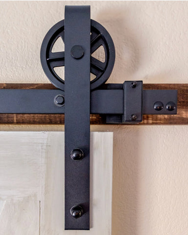 Industrial Barn Door Hardware - MJC Hardware Collection