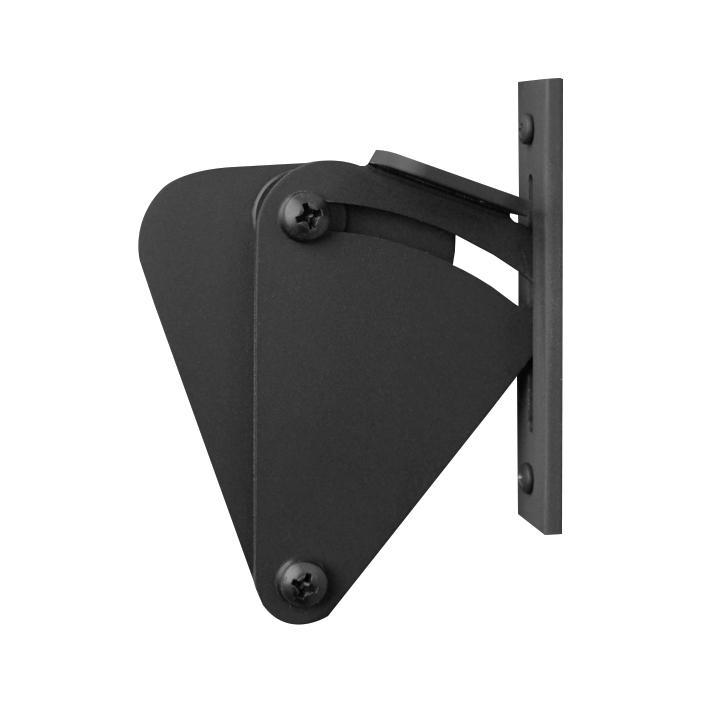 Large Teardrop Latch | Powder Coated Black - MJC & Company