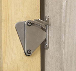 Large Teardrop Latch | Stainless Steel - MJC & Company