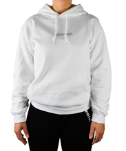 Load image into Gallery viewer, UPFITCLO HOODIE HOLO WHITE