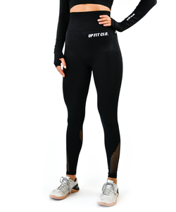 UPFITCLO SEAMLESS SET LEGGING BLACK