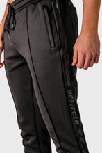 Load image into Gallery viewer, UPFITCLO. MEN TRACKPANTS BLACK