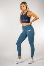 Load image into Gallery viewer, UPFITCLO LADIES LEGGING BLUE