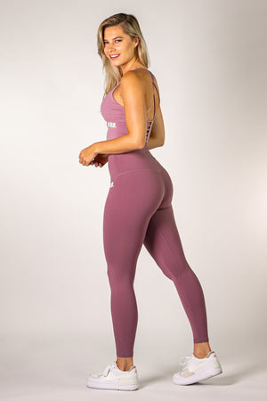 UPFITCLO LADIES LEGGING PURPLE