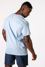 Load image into Gallery viewer, UPFITCLO BASIC COTTON SHIRT BLUE