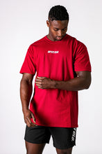 Load image into Gallery viewer, UPFITCLO BASIC COTTON SHIRT RED