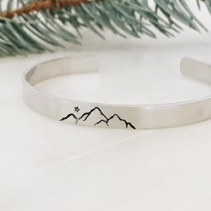 "True North Cuff {1/4""}"