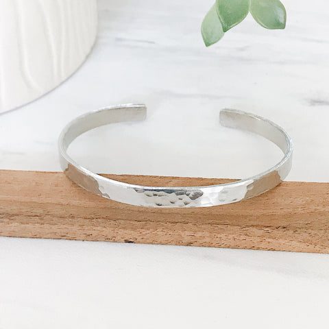 "Hidden Message Cuff {1/4""}"