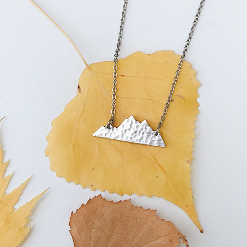 Bighorn Mountains Necklace