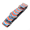 Blue Wave Martingale Dog Collar