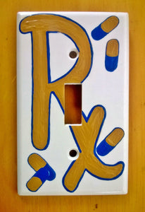 Rx Switchplate