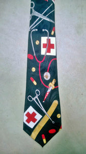 Red Cross Tie
